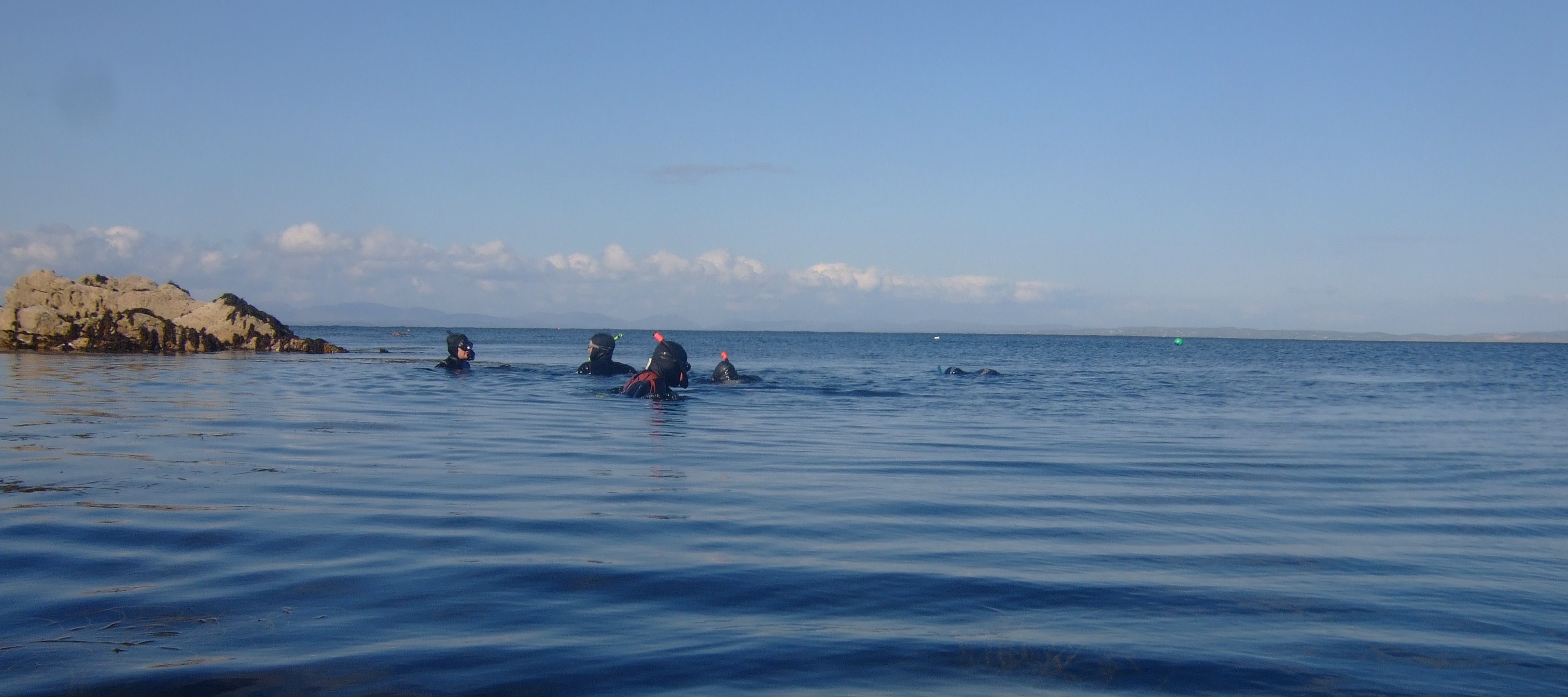 Open water freedive discovery course